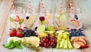 Alimentos ricos en minerales, agua y nutrientes