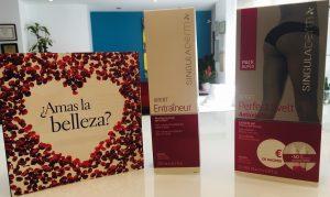 Cremas anticeluliticas y para la grasa localizada de singuladerm