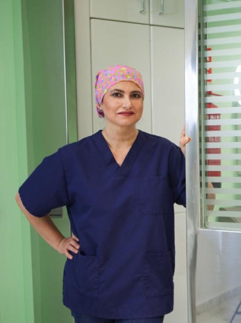 Dra. Rocío Vázquez